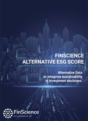 FinScience Alternative ESG Score